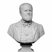 Bust of John B. Minor