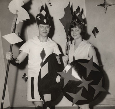 Beaux Arts Ball, circa 1952