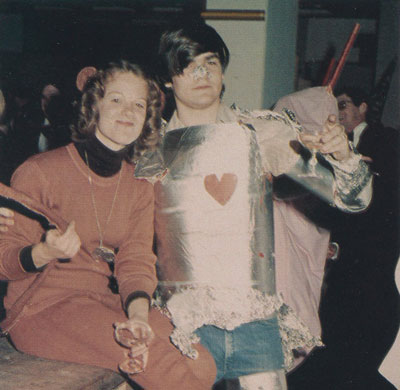 Beaux Arts Ball, 1976