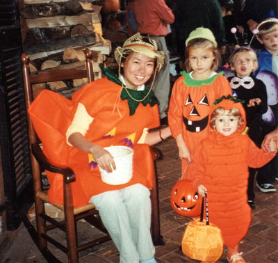 Halloween on the Lawn, 2001